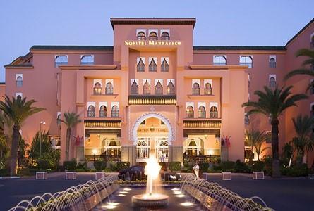 Sofitel Marrakech Lounge & Spa photo 0