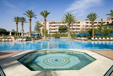 Sofitel Marrakech Lounge & Spa photo 5