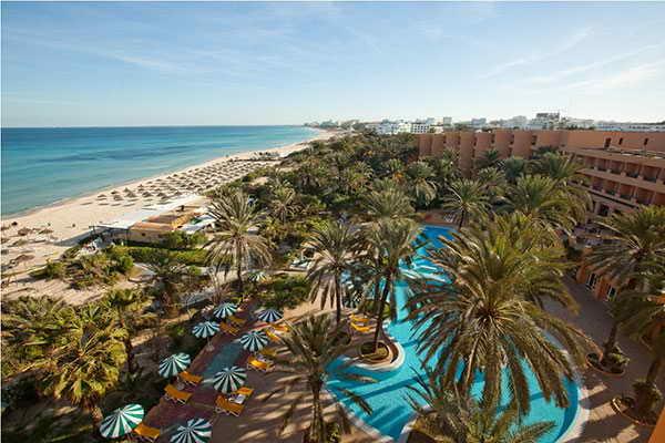 Vendome EL Ksar Resort & Thalasso photo 0
