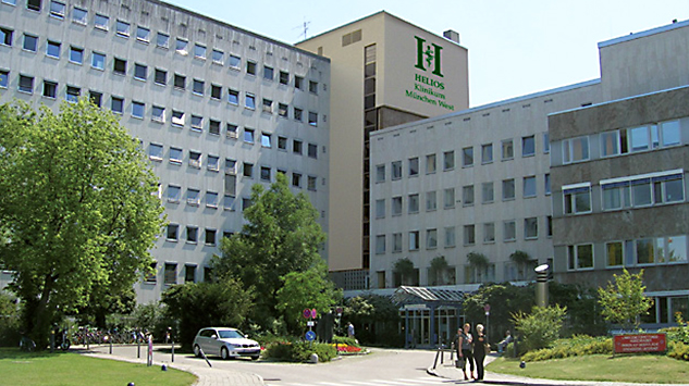 HELIOS München West