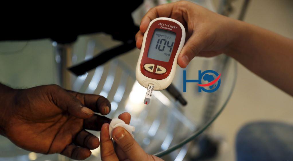 Diabète de type 2: les personnes en danger
