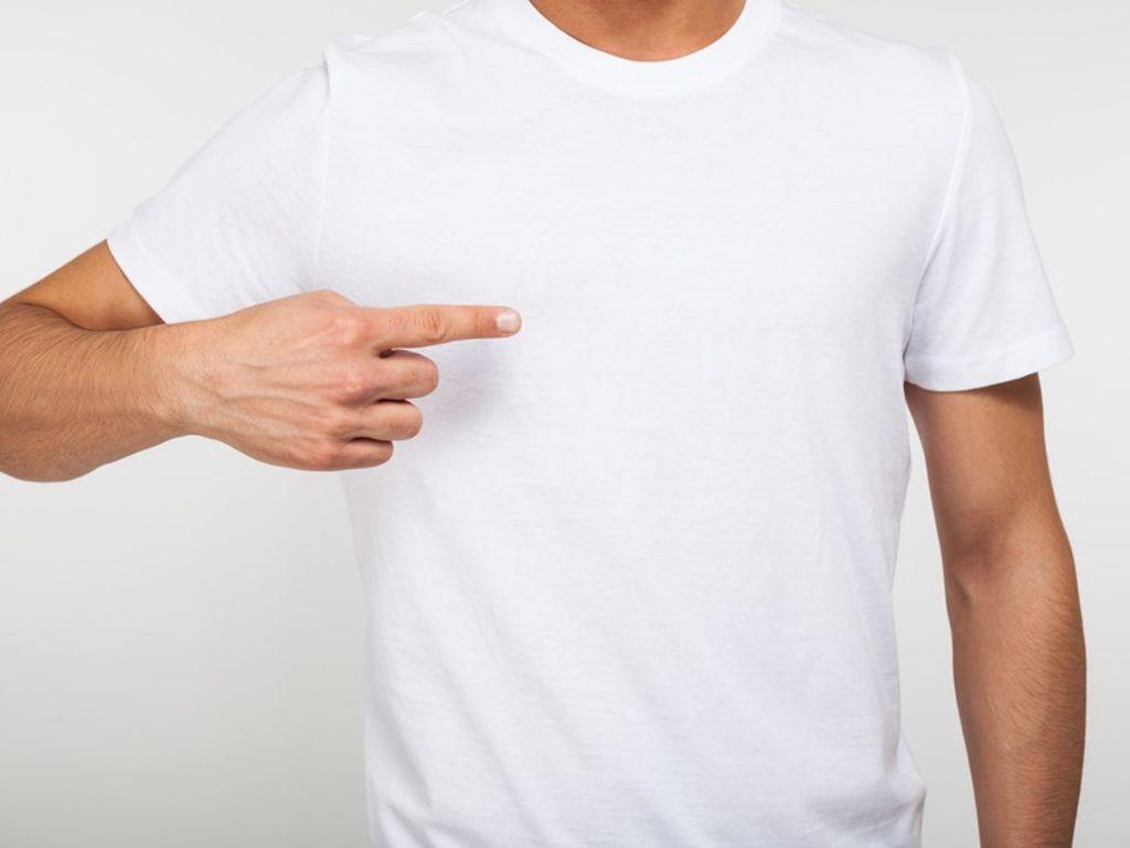 les maladies respiratoires peuvent être identifiées à l'aide d'un t-shirt.