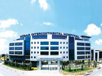 HISAR HOSPITAL INTERCONTINENTAL prix pas cher  1