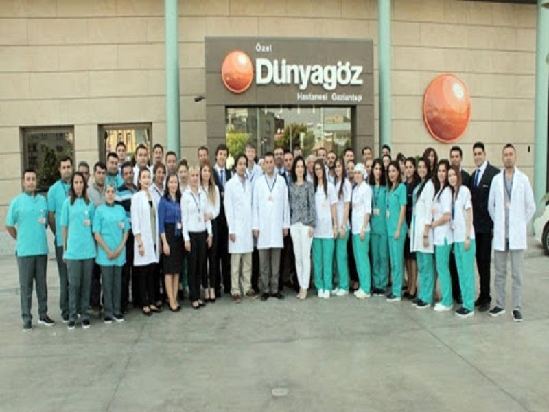 Clinic DUNYAGOZ Istanbul photo 3
