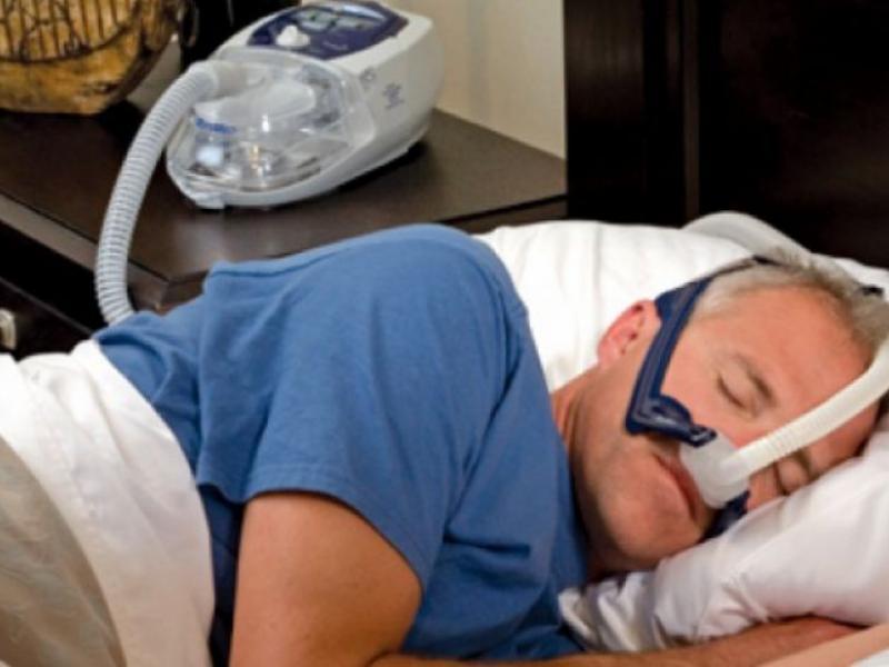 انقطاع النفس أثناء النوم  تركيا