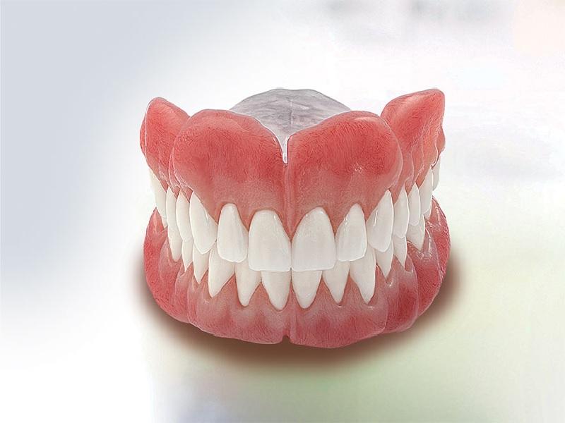 зубной протез 1 индейка