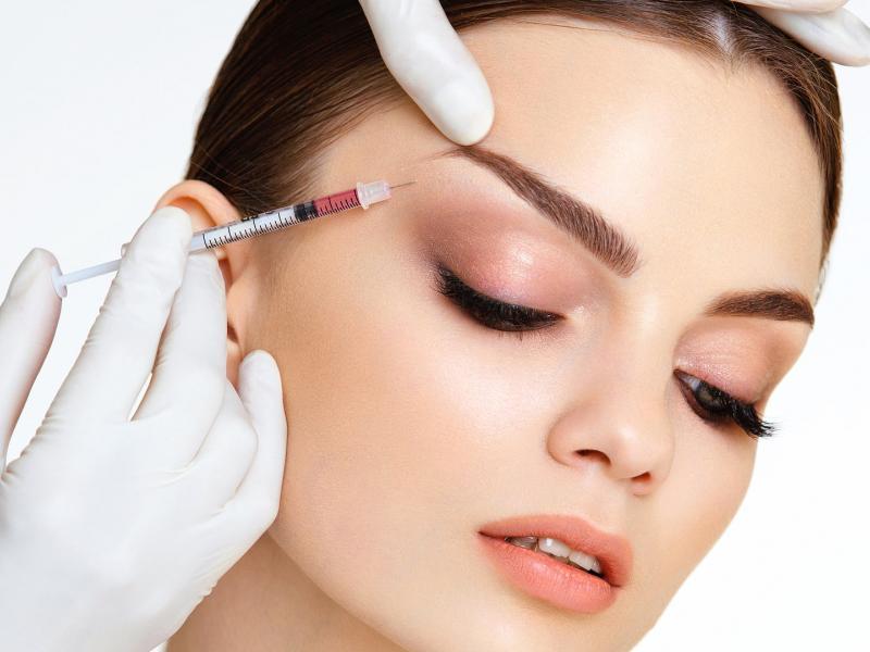 Injection de PRP visage  Turquie